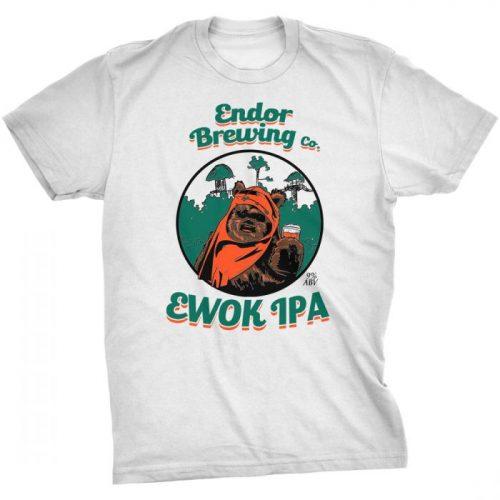 Endor Brewing Ewok IPA T-Shirt