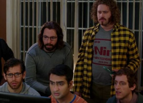 The Nintendium T-Shirt that Erlich Bachman Wore in Silicon Valley
