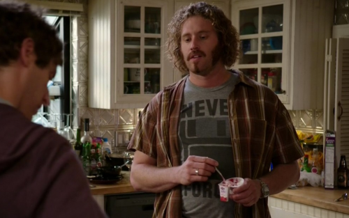 The Never Forget Floppy Disk T-Shirt that Erlich Wore on Silicon Valley