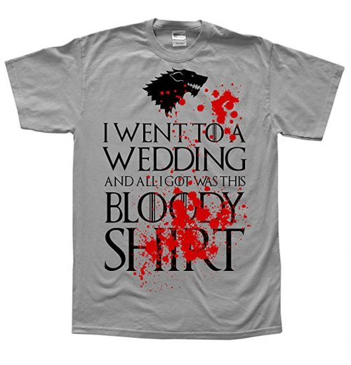 Game of Thrones Red Wedding T-Shirt