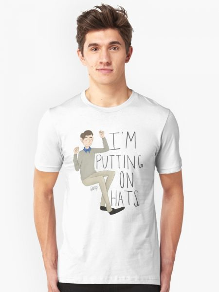 Jared Dunn Hats T-Shirt