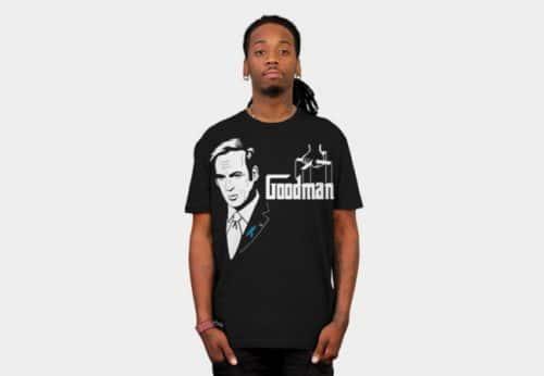 Saul Goodman Godfather Shirt