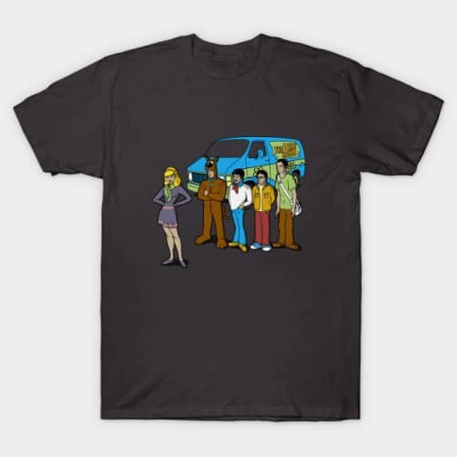 The Science Machine T-Shirt
