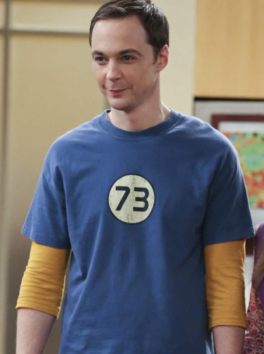 T Shirt Big Bang Theory Sheldon