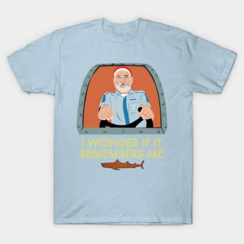 Steve Zissou Submarine T-Shirt