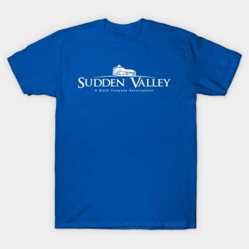 Sudden Valley – A Bluth Company Development T-Shirt