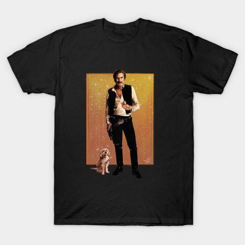 Han Burgundy T-Shirt