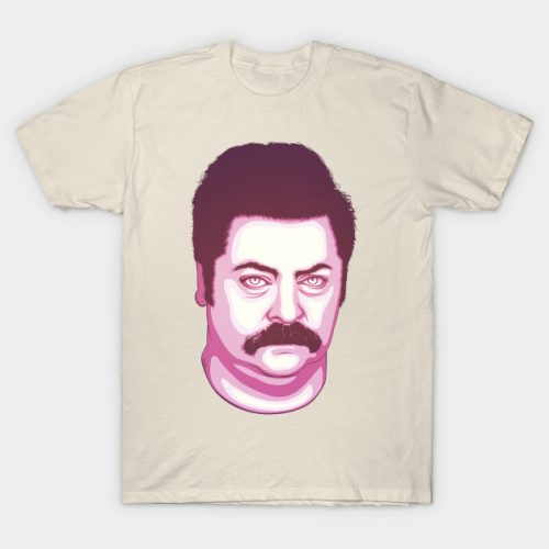 Ron Swanson Zombie Shirt