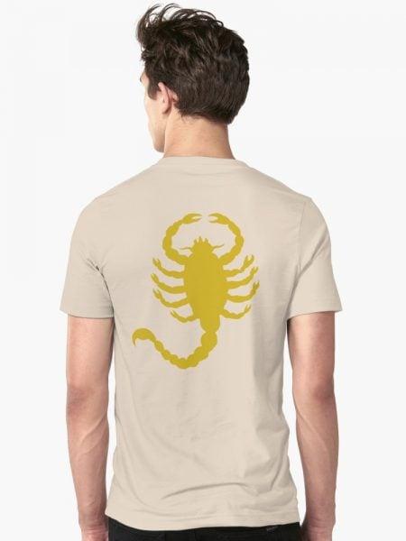 Drive Scorpion T-Shirt Ryan Gosling