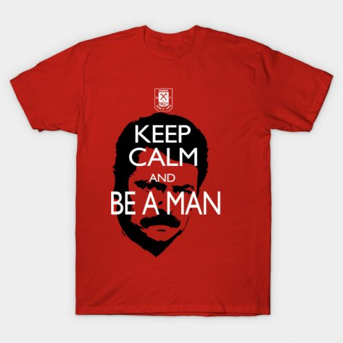 Keep Calm Ron Swanson T-Shirt