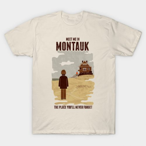 Meet Me in Montauk Shirt – Eternal Sunshine Of The Spotless Mind