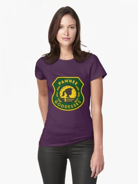 Pawnee Goddesses Shirt – Parks and Recreation