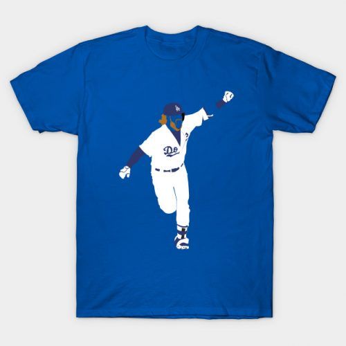 Red Dream Justin Turner Dodgers T-Shirt
