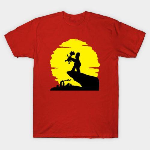 The ChoKing Simpsons T-Shirt